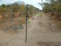INSTALLING FENCE NYIKA NATIONAL PARK MALAWI