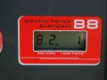 JVA ENERGISER WITH VOLTAGE DISPLAY